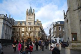 King's Parade and Trinity Street