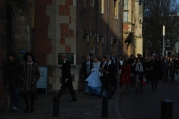 St John's College - a wedding!