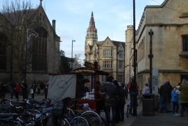 Christ's Lane, Cambridge