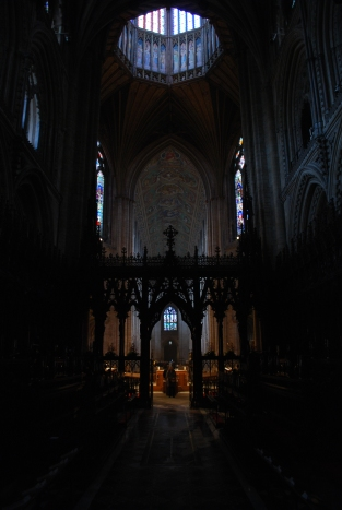 the Choir, Ely Cathedral