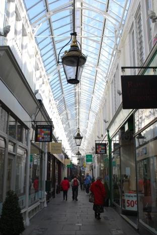 Royal Arcade, Cardiff