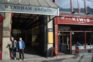 Wyndham Arcade and... Kiwis Bar!