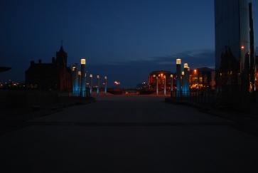 Roald Dahl Plass, Cardiff Bay