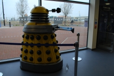 Dr Who Experience, Dalek, Cardiff Bay