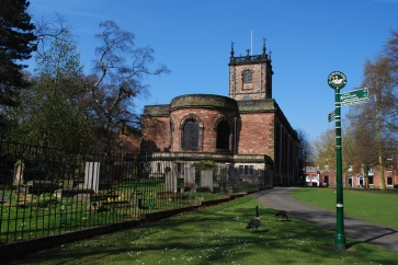 St Modwen's, Burton upon Trent