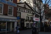 Nottingham's oldest inn from 1437