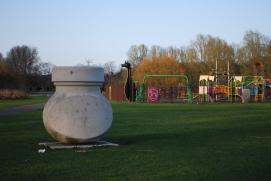 a jar of Marmite, Burton upon Trent