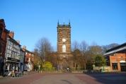Back in Burton, Market Place