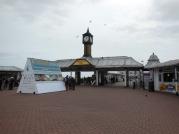 entering Brighton Pier