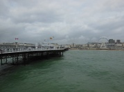 The Brighton Wheel from the Pier