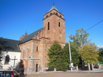 St Anna's Church, Różan