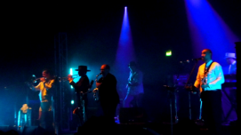 Fat Freddy's Drop, O2 Academy, Brixton