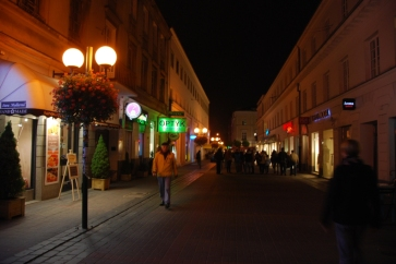 Chmielna Street, Warsaw