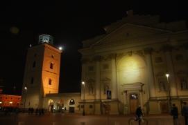 St Anne's Church, Krakowskie Przedmiescie, Warsaw