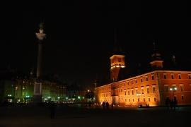 Royal Castle and Sigismund's Column, Castle Square, Warsaw