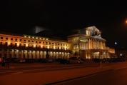The National Theatre, Theatre Square, Warsaw