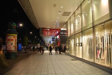 Shopping centres, Marszalkowska Street, Warsaw