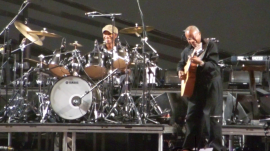 Manu Katché and David Sancious
