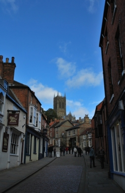 The Strait, Lincoln