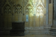 The Shrine of Little Hugh, Lincoln Cathedral