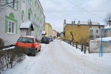 winter in Szczytno