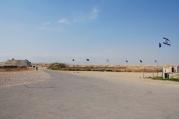 approaching Qaser El Yahud