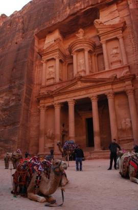 Treasury, Petra