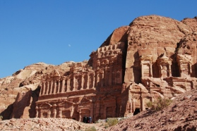 more tombs, Petra, Jordan